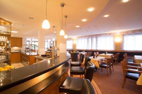 Schlosspark Hotel - фото 10