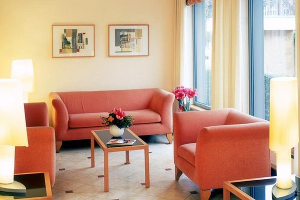 Schlosspark Hotel - фото 7