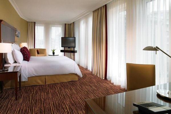 Berlin Marriott Hotel - фото 27