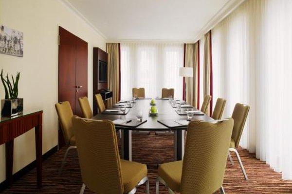 Berlin Marriott Hotel - фото 11