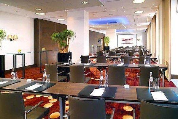 Berlin Marriott Hotel - фото 16