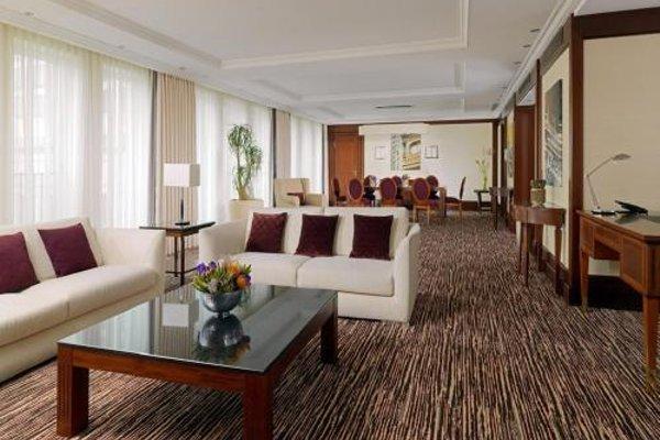Berlin Marriott Hotel - фото 4