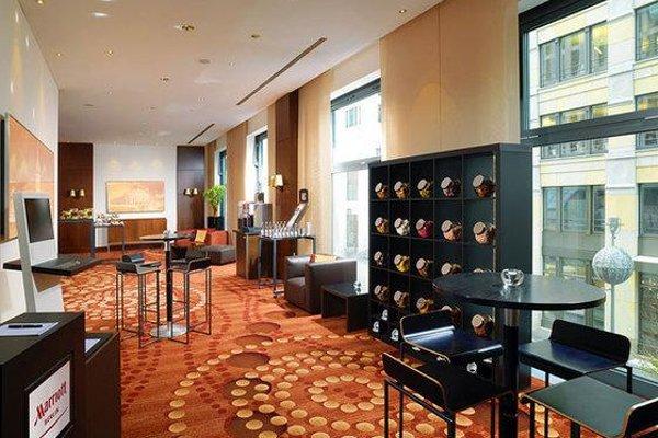 Berlin Marriott Hotel - фото 6