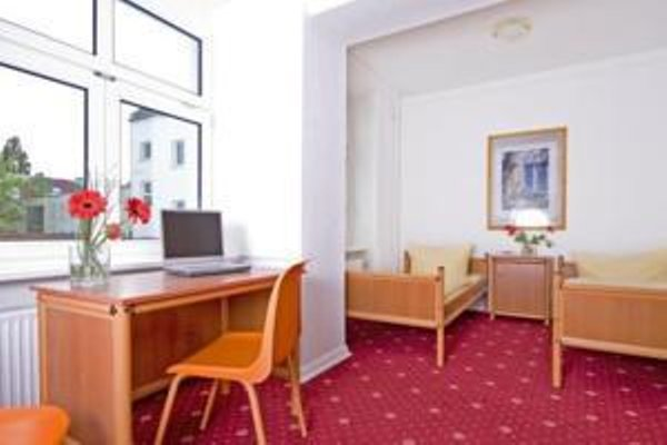 City 54 Hotel And Hostel - фото 11