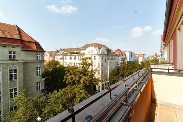 Отель Europa City - фото 22
