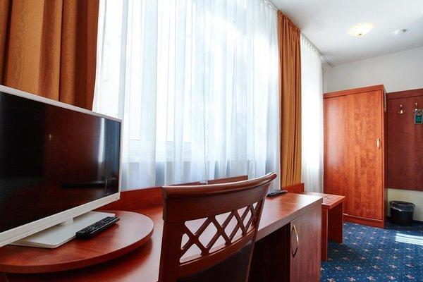 Отель Europa City - фото 5