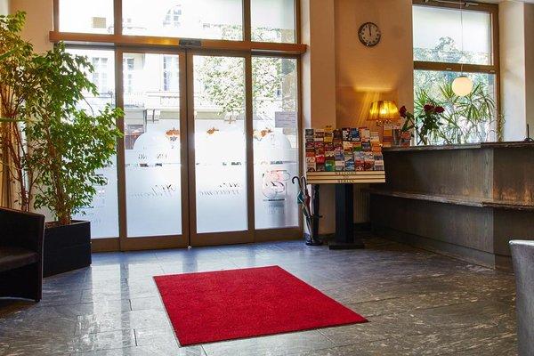 Отель Europa City - фото 7