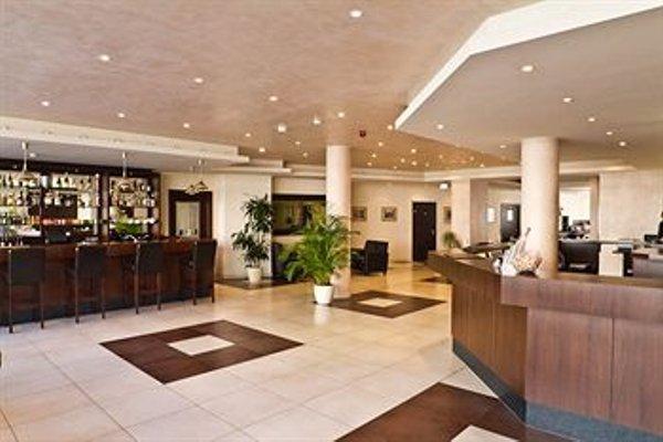 Ivbergs Messehotel - фото 16