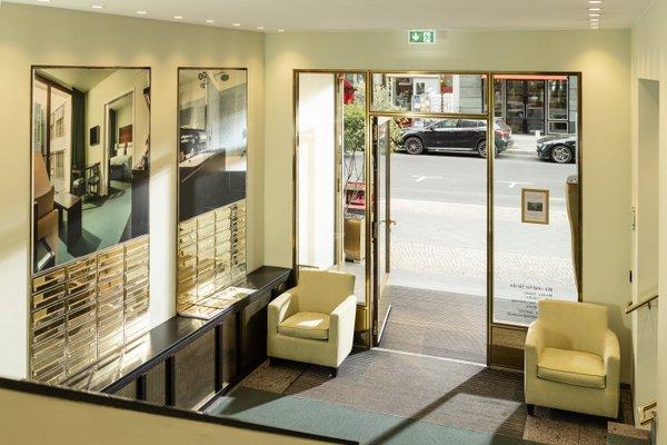 Clipper City Home Apartments Berlin - фото 17