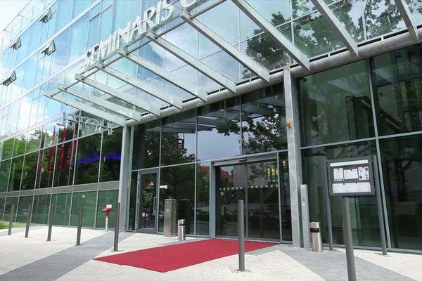 Seminaris CampusHotel Lifestyle + Design Berlin - фото 21