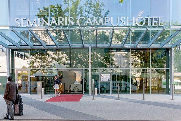 Seminaris CampusHotel Lifestyle + Design Berlin - фото 22