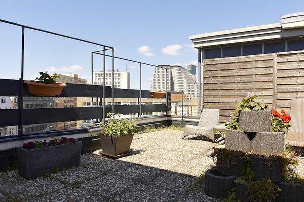 Q Damm Apartments - фото 20