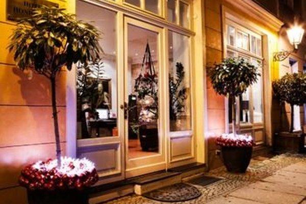 Honigmond Boutique Hotel - фото 14