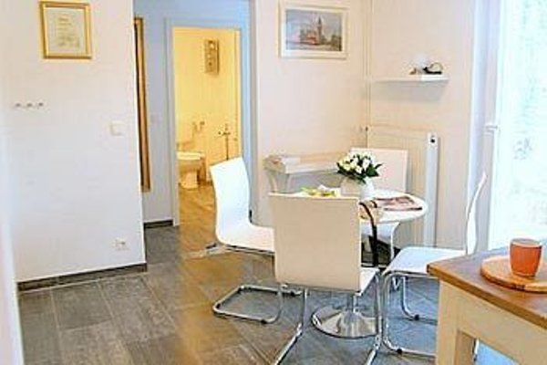 City Holiday Apartments Berlin - фото 10