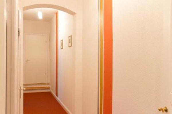 Hotel Spreewitz am Kurfurstendamm - фото 16
