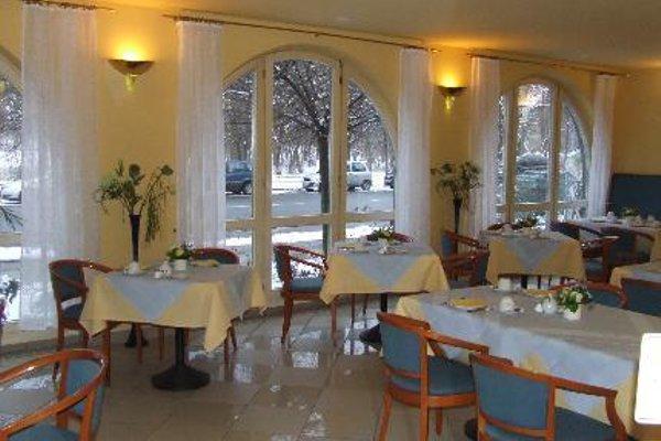 Hotel am Buschkrugpark - фото 15