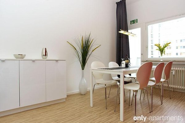 Apartment & Boardinghouse Berlin Friedrichshain-Kreuzberg - 13