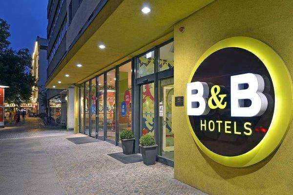 B&B Hotel Berlin Potsdamer Platz - фото 13