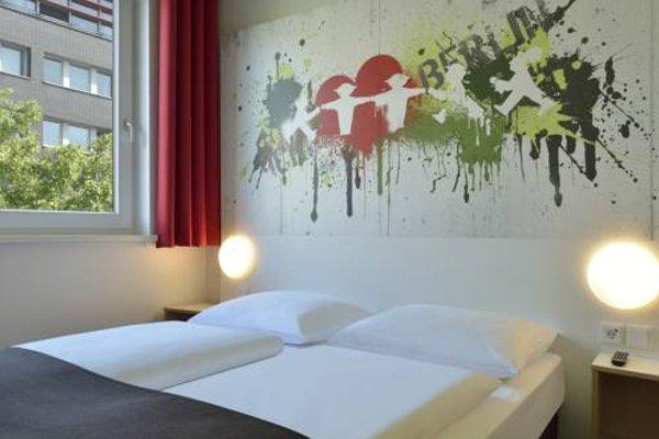B&B Hotel Berlin Potsdamer Platz - фото 5