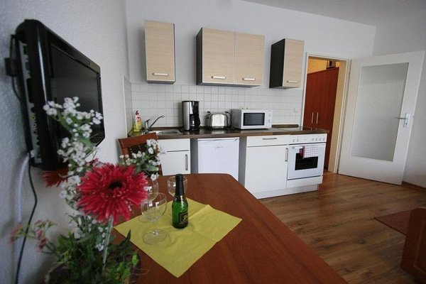 Apartmenthaus Berlin Holiday - 6