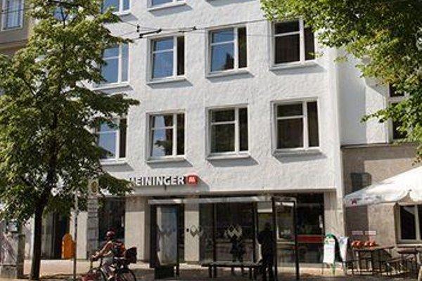 MEININGER Hotel Berlin Mitte - фото 22