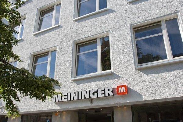 MEININGER Hotel Berlin Mitte - фото 23