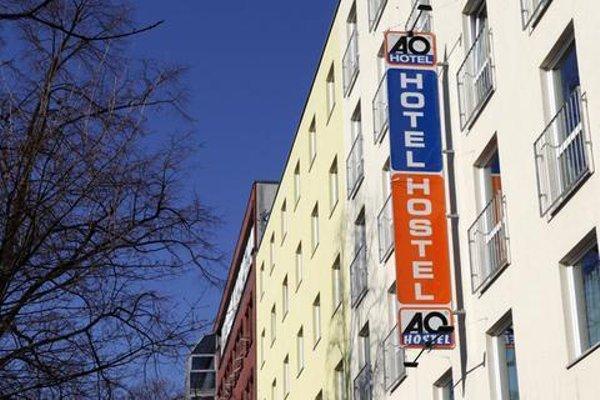 A&O Berlin Hauptbahnhof - фото 22