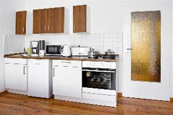 Classic Apartment - фото 11