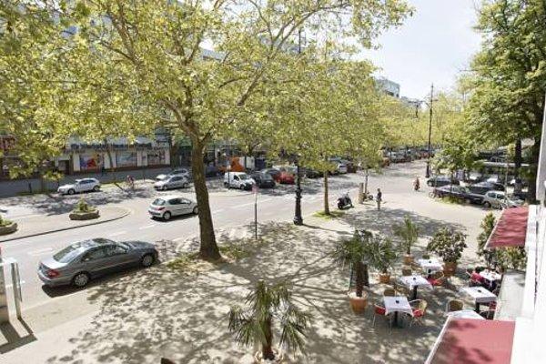 RS Apartments am Kurfurstendamm - фото 21