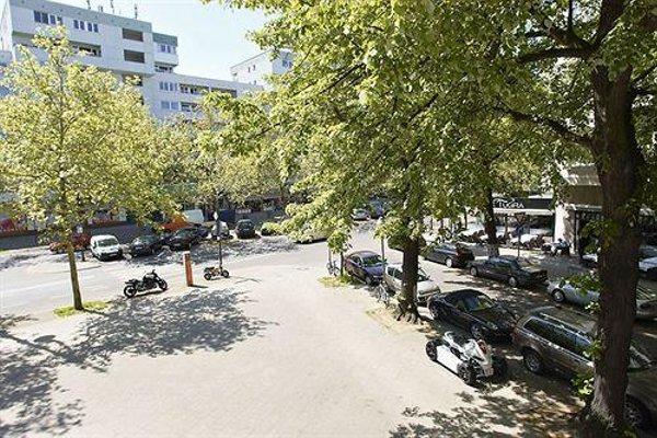 RS Apartments am Kurfurstendamm - фото 22