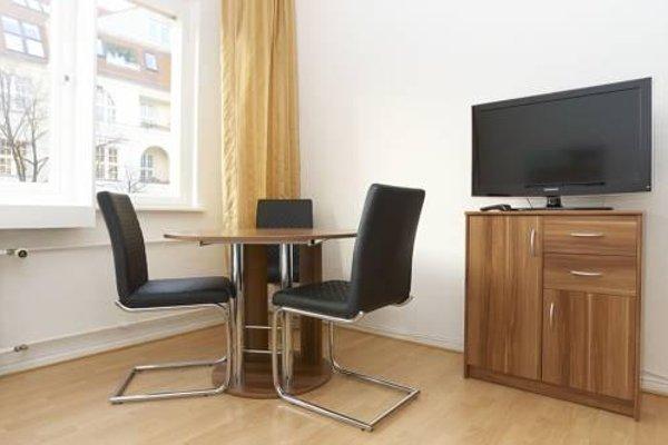 RS Apartments am Kurfurstendamm - фото 9