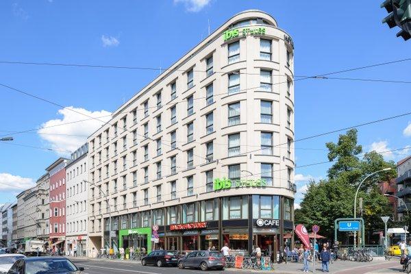 ibis Styles Hotel Berlin Mitte - 21
