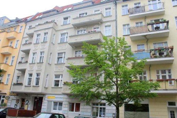Pension Central Hostel Berlin - 20