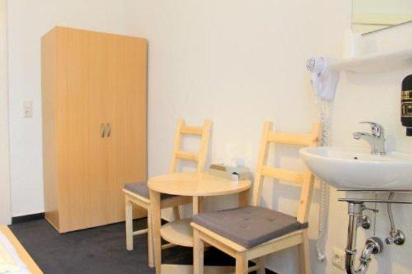 Pension Central Hostel Berlin - 6