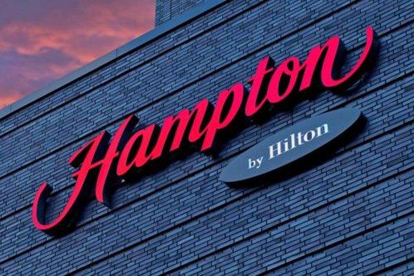 Hampton by Hilton Berlin City West - фото 12