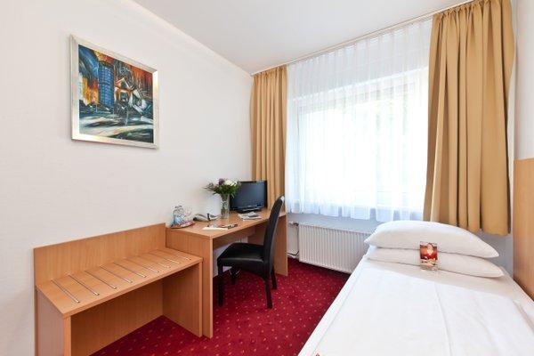 Novum Hotel Aldea Berlin Centrum - фото 6