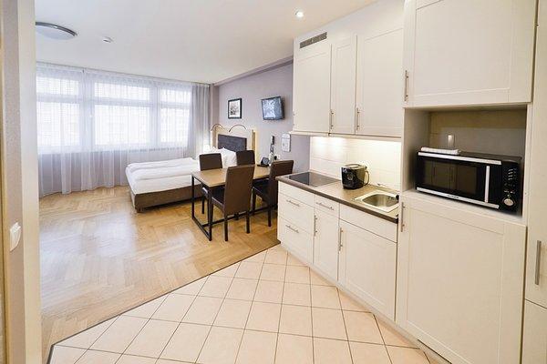 AMC Apartments Ku'damm - фото 13