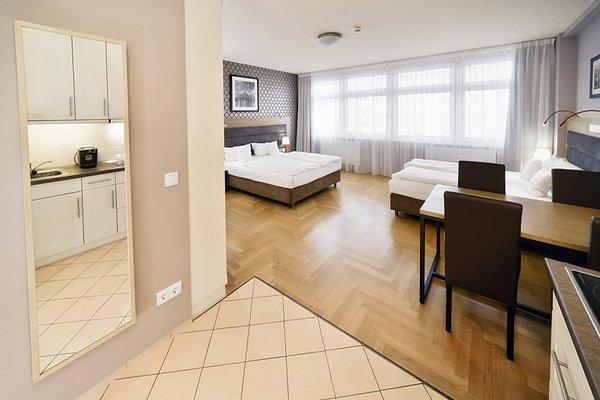 AMC Apartments Ku'damm - фото 6