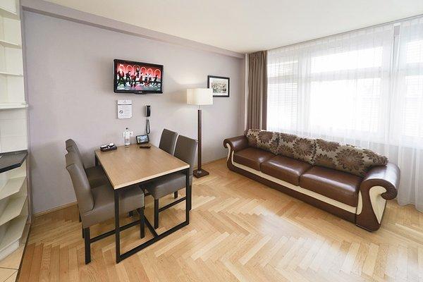 AMC Apartments Ku'damm - фото 7