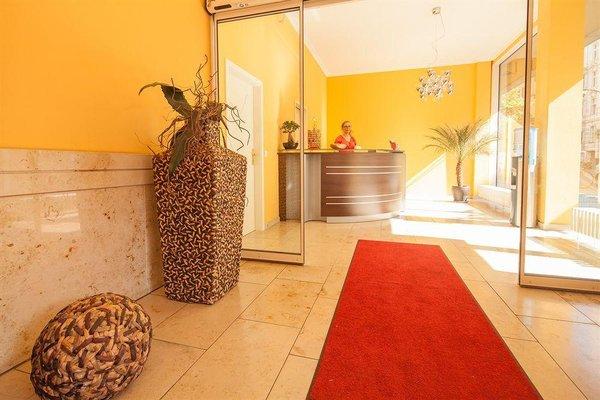 AMC Apartments Ku'damm - фото 8