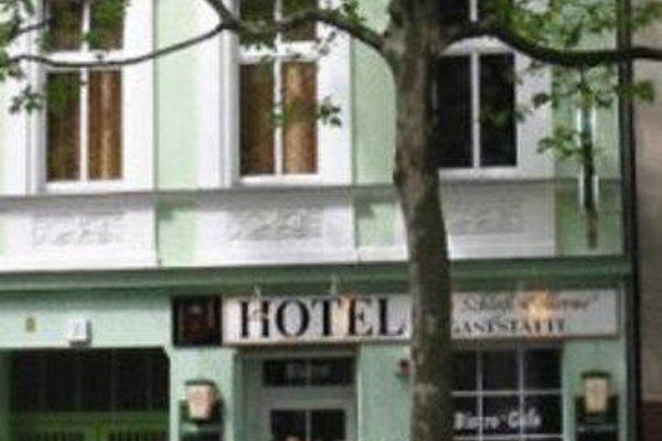 Hotel - Pension Am Schloss Bellevue - фото 6