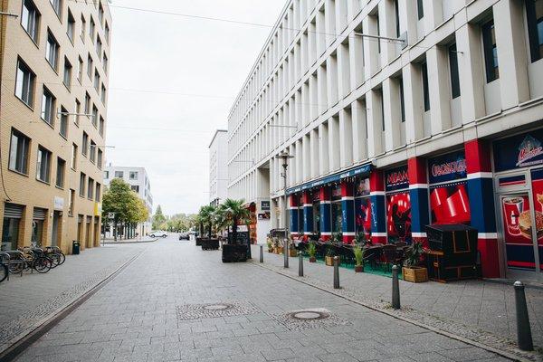 Hotel Kubrat in Helle Mitte - 20