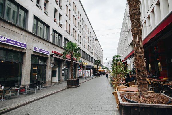 Hotel Kubrat in Helle Mitte - 23
