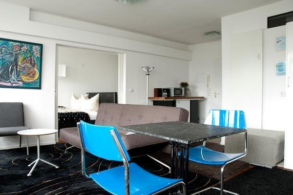 Capital Apartments Berlin City - фото 7