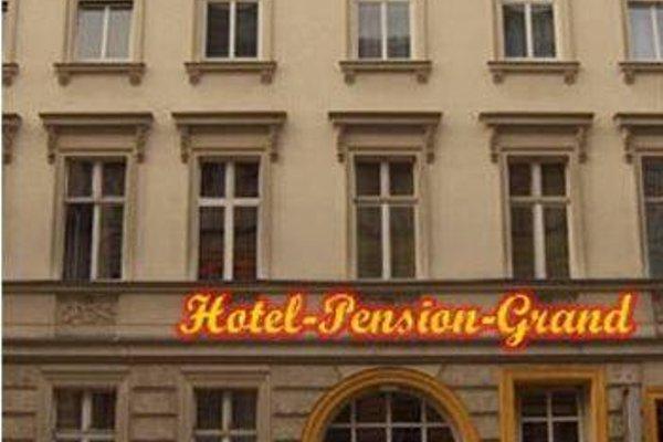 Hotel Pension Grand - фото 16