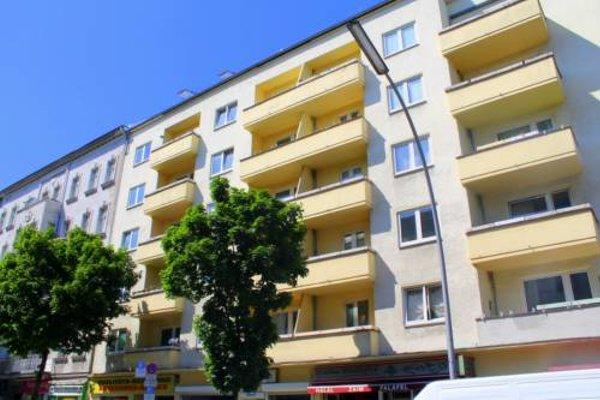 Apartment near Zoo/Kurfurstendamm - фото 23