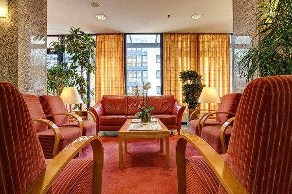 Centro Park Hotel Berlin-Neukolln - фото 7