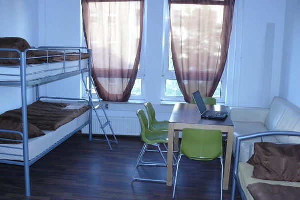 Bedstop Hostel Berlin - фото 7