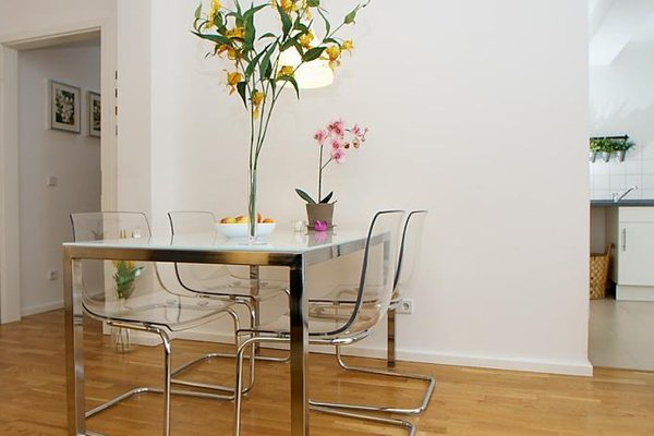 Berlin - Apartments Friedrichshain - фото 16