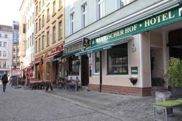 Hotel Markischer Hof - фото 21